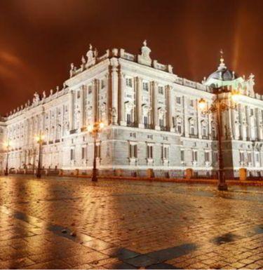 Palacio Real Tour